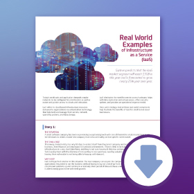 Download - Real World Examples of IaaS